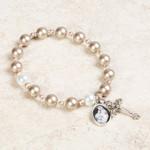 L'Innocence Rosary Bracelet