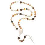 Sterling Silver John Paul II Rosary