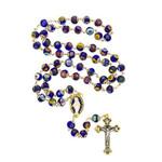 Venetian Murano Glass Rosary