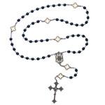 Ave Maria Bronze Rosary