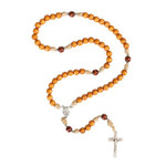 Wood & Paracord Family Rosary