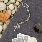 St. Benedict Brave Beads Tenner Rosary