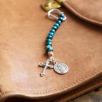 Stella Maris Brave Beads Tenner Rosary