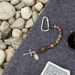St. Francis Brave Beads Tenner Rosary