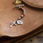 Miraculous Medal Brave Beads Tenner Rosary