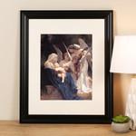 Song of Angels Large Framed Print