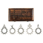 Personalized Finger Rosary Box Set