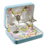 Freshwater Pearl Easter Egg Rosary
