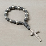 St. Benedict Paracord Decade Rosary