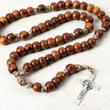 Desert Camo Paracord Rosary