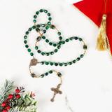 O Tannenbaum Green Rosary