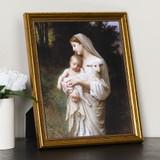 L'Innocence Gold Framed Print