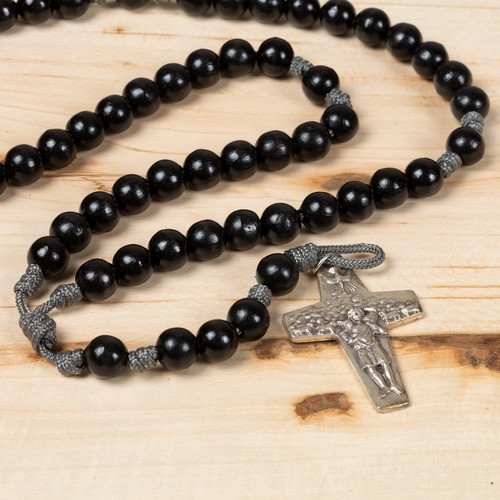 Pope Francis Good Shepherd Paracord Rosary