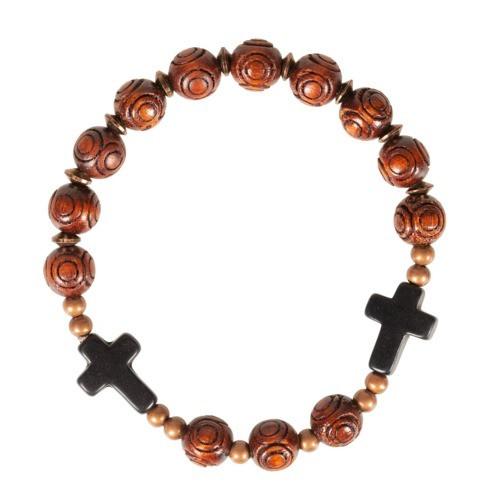 St. Joseph Decade Rosary Bracelet