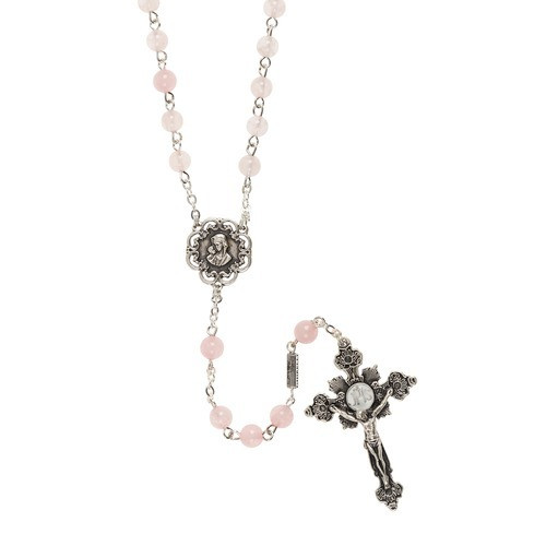 Rose Mother's Love Ghirelli Rosary