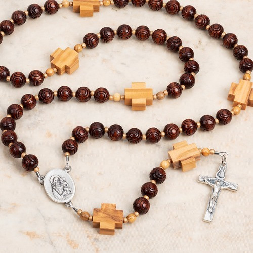 St. Joseph Wood Memorial Rosary