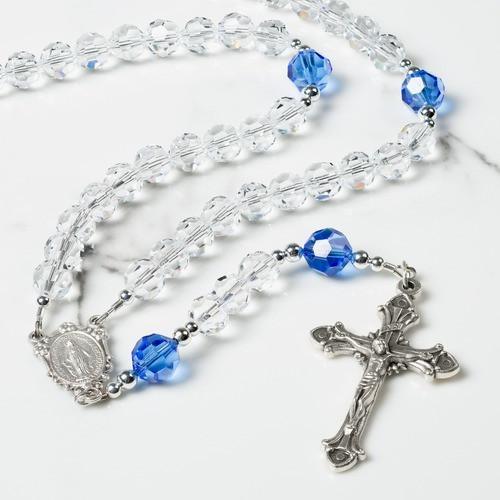September Birthstone Rosary