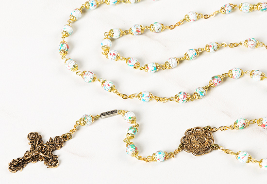 Happy Easter!Shop rosaries for every occasion