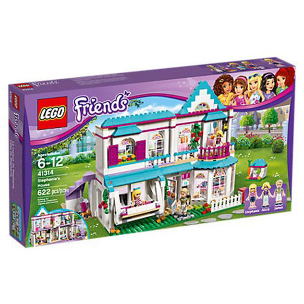 Lego Friends 41314 Stephanies House