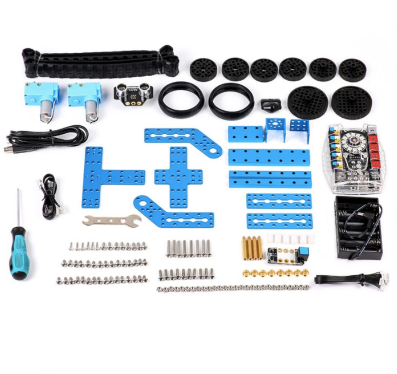 Makeblock mBot Ranger - STEM 3-in-1 Educational Robot Kit - Bluetooth