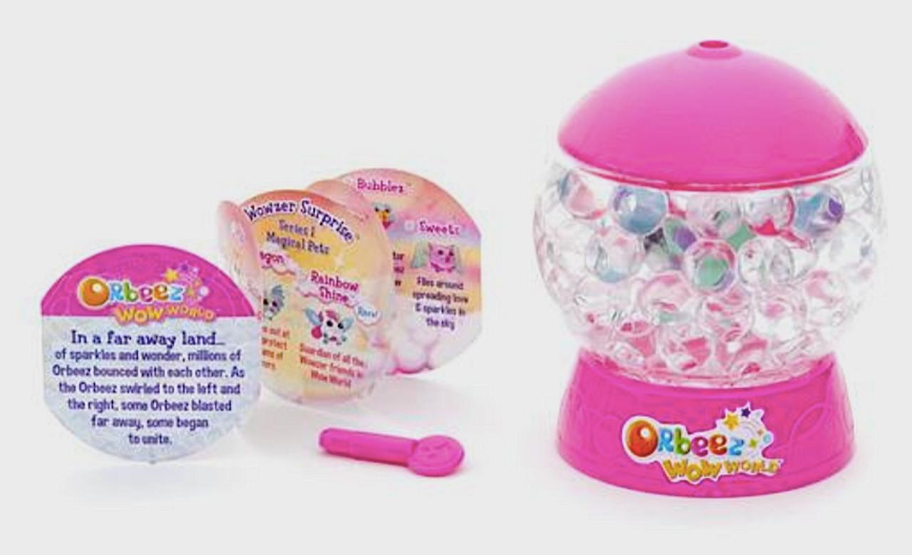 Orbeez Wow World Surprise Globe - Wowzer Magical Pets
