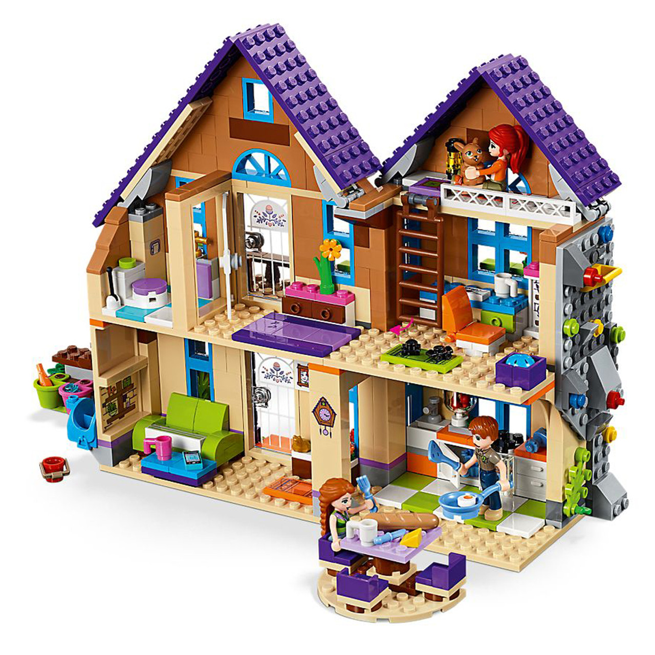 Lego Friends 41369 Mias House Purple Turtle Toys Australia