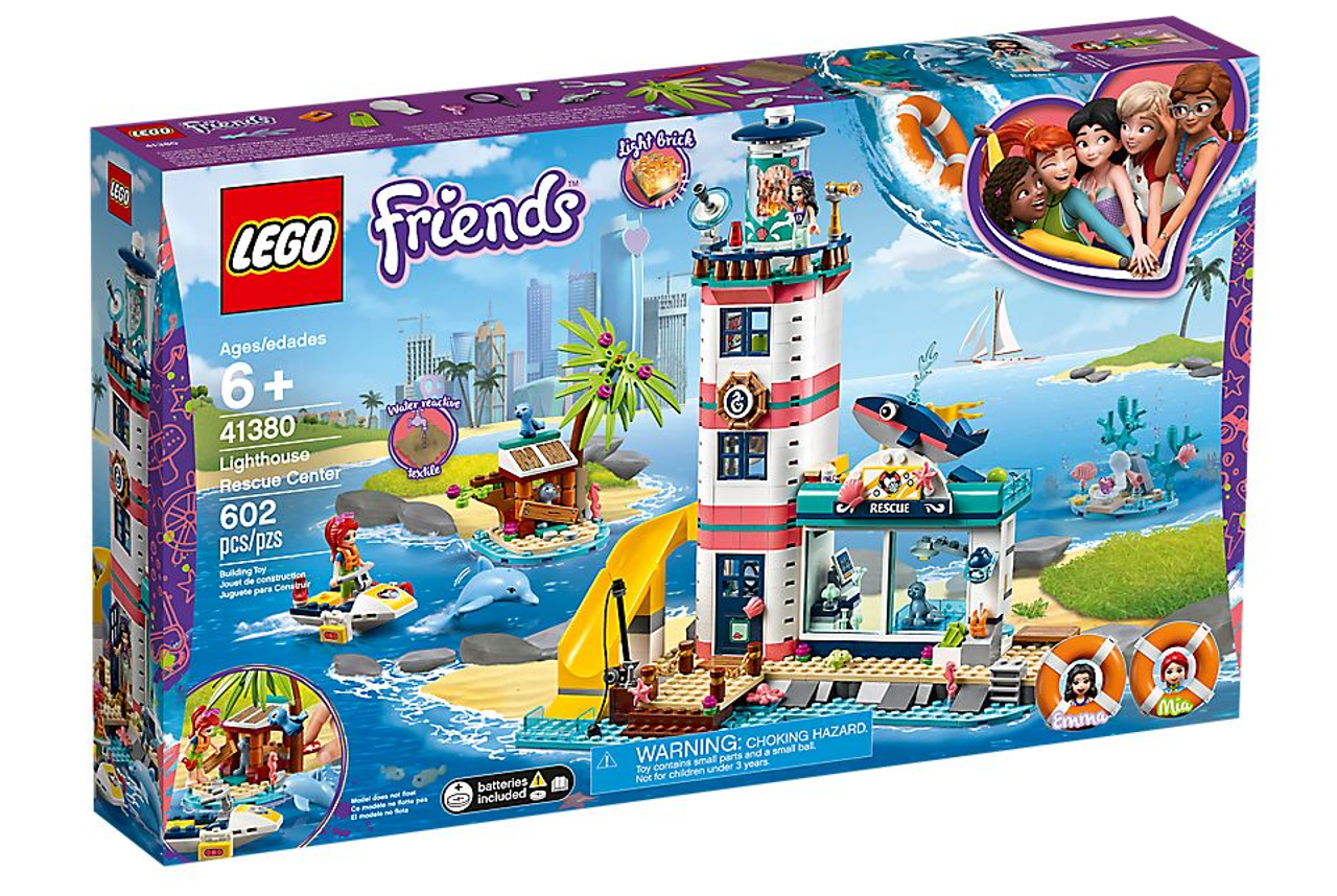 LEGO® Friends 41380 Lighthouse Rescue Center