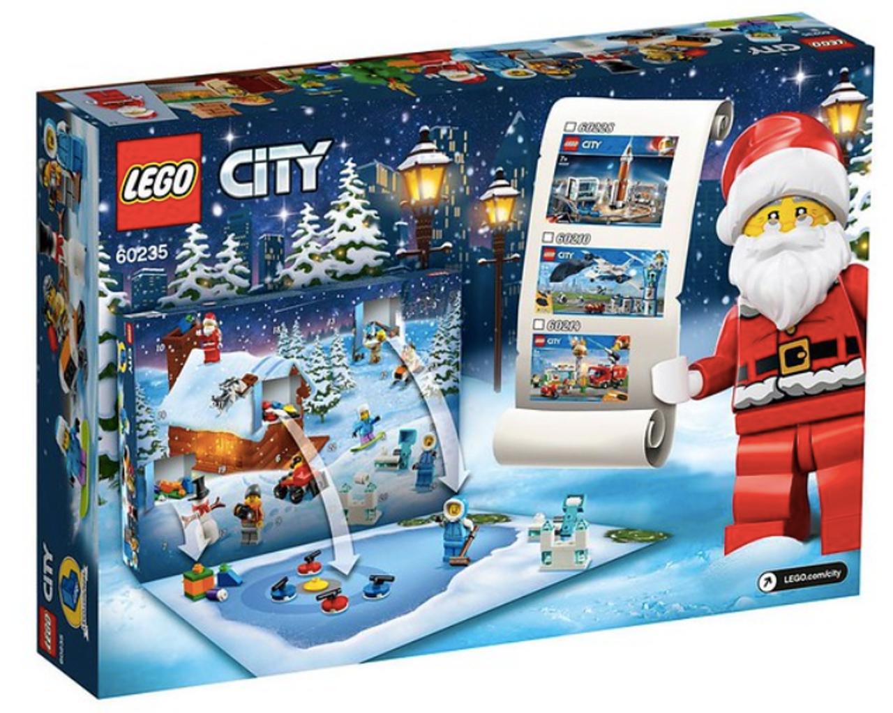 LEGO® 60235 City Advent Calendar 2019