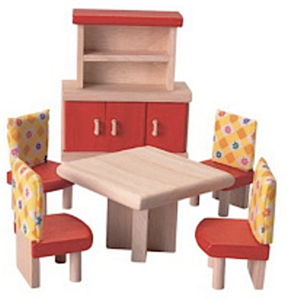 Plan Toys Neo Dining Room Furniture 7306