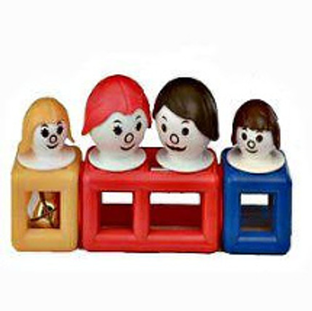 Mobilo Family Pack - White Heads