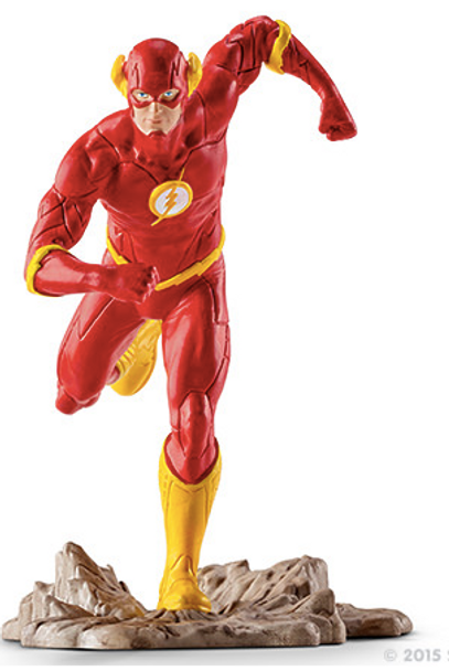 The Flash Justice League Figurine by Schleich
