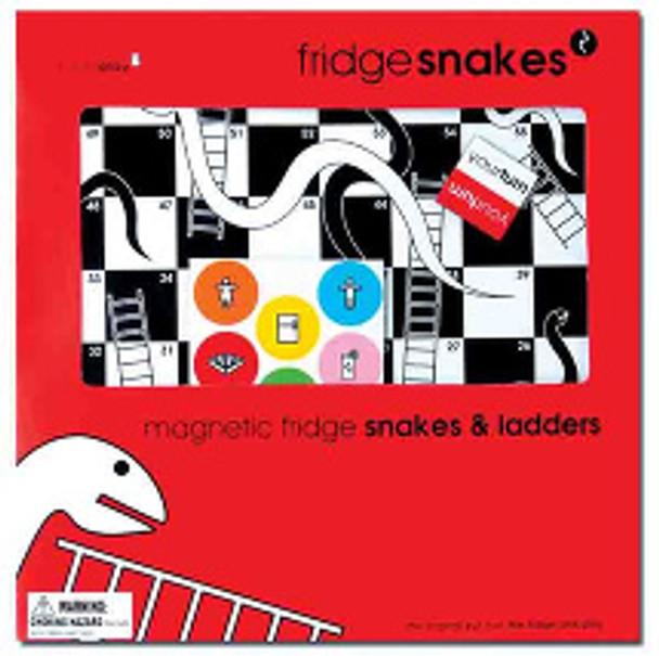 FridgePlay Fridge Snakes and Ladders