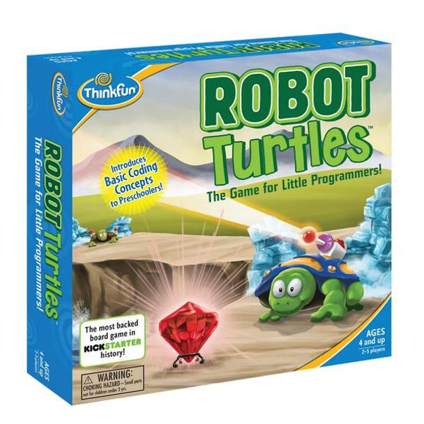 Robot Turtles Game by ThinkFun