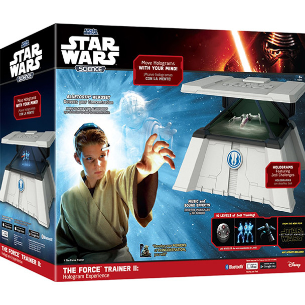 Star Wars The Force Trainer II: The Hologram Experience by Uncle Milton