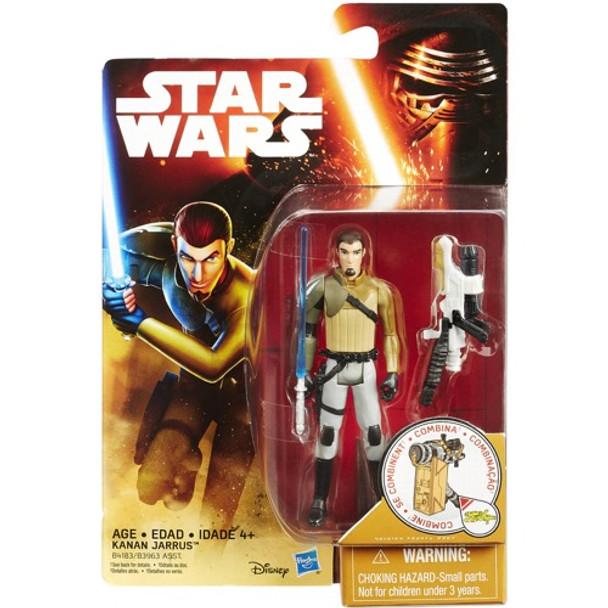 Star Wars Rebels Kanan Jarrus 9 cm Action Figure by Hasbro