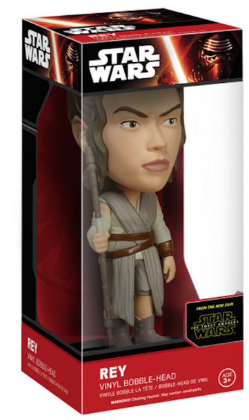 Star Wars - Rey Wacky Wobbler Bobble Head