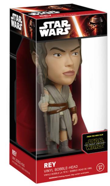 Star Wars - Rey Wacky Wobbler Bobble Head