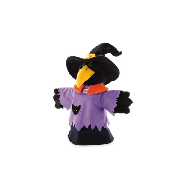 Crow Witch Hand Puppet by Trudi