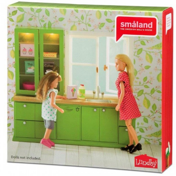 Smaland 2015 Sink and Dishwasher by Lundby