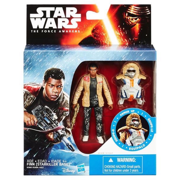 Star Wars VII Finn Starkiller Base 3.75-inch Action Figure by Hasbro