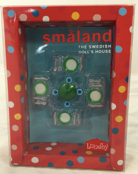 Smaland Dinner Set by Lundby