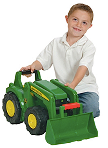 ohn Deere 21 inch Big Scoop Tractor Loader