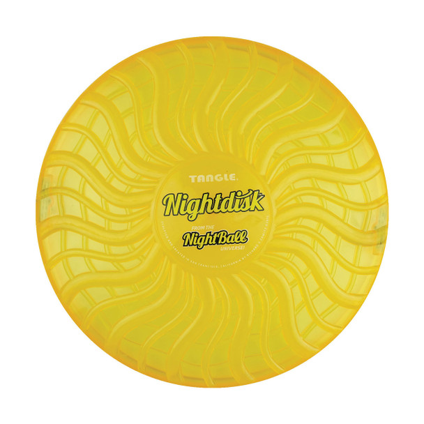 Britz'n'Pieces BMA808 Night Disk Yellow
