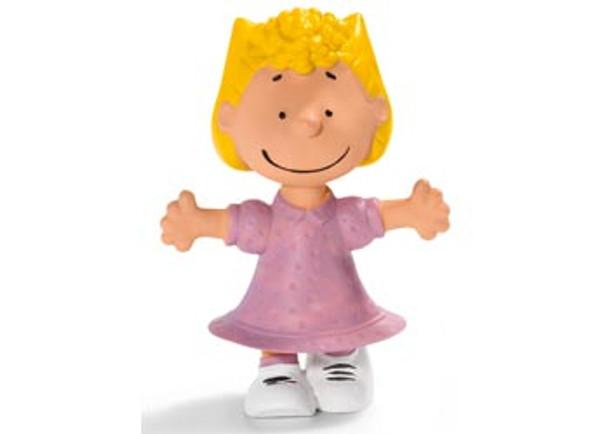 Schleich - Peanuts Sally figurine