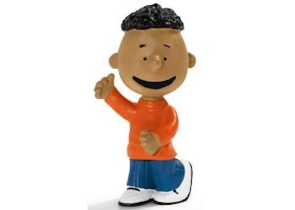 Peanuts Franklin figurine by Schleich