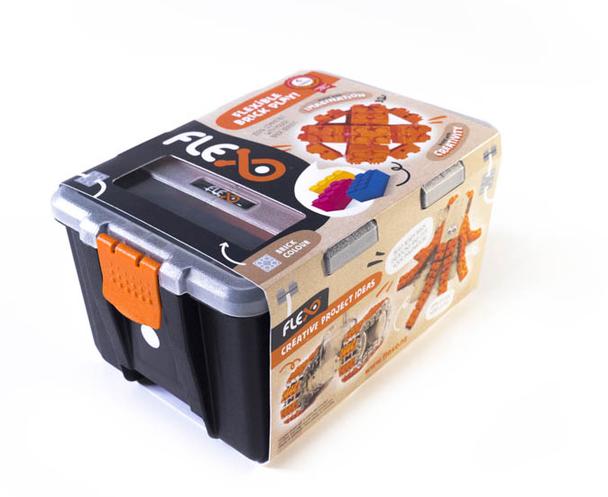 Flexo Standard Pack - Orange