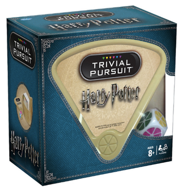 Harry Potter Trivial Pursuit by Hasbro