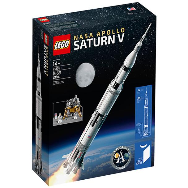 LEGO® Ideas 21309 NASA Apollo Saturn V