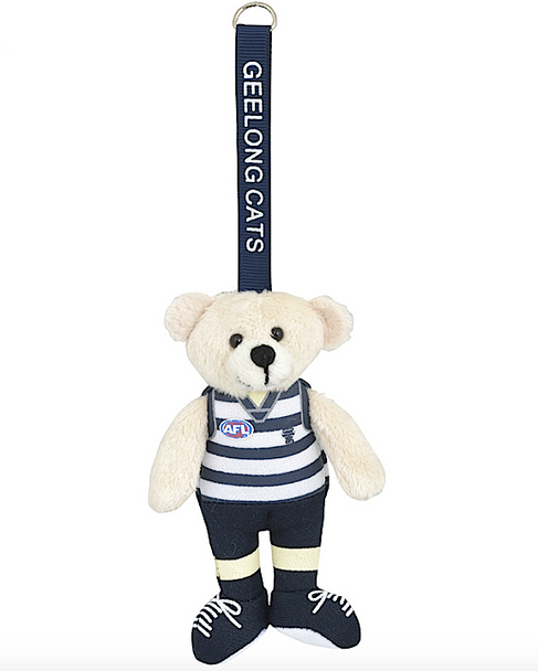 AFL Beanie Kid Bear Geelong Cats