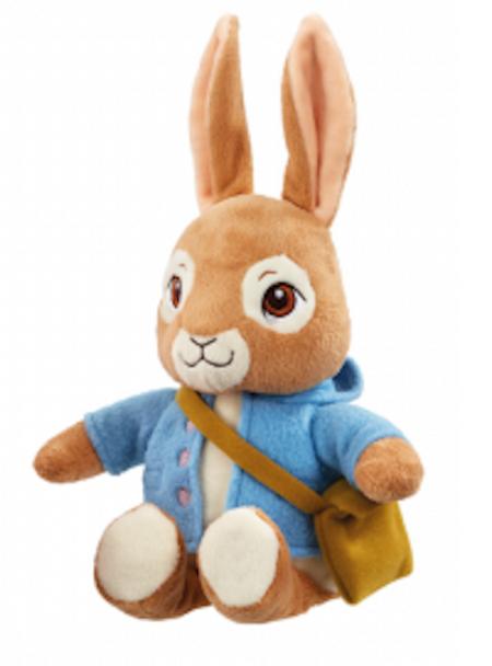 Talking Peter Rabbit Plush
